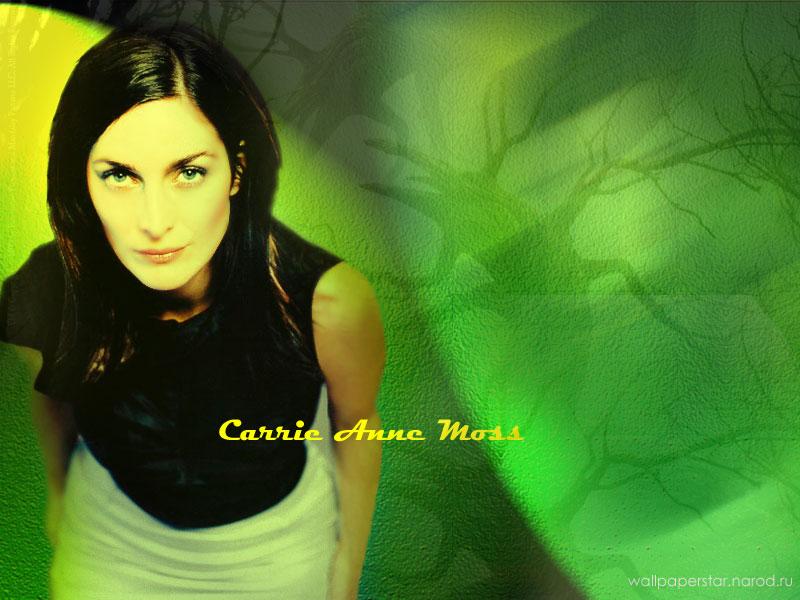 CarrieAnneMoss3 - Carrie Anne Moss ile R�portaj